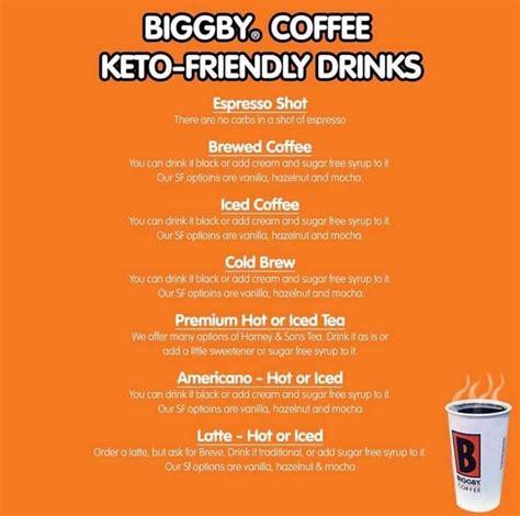 1 biggby coffee menu prices. Pin by Gail Yarger on WW & Keto recipes | Sugar free syrup ...