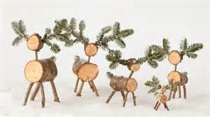 tree deer craft martha stewart