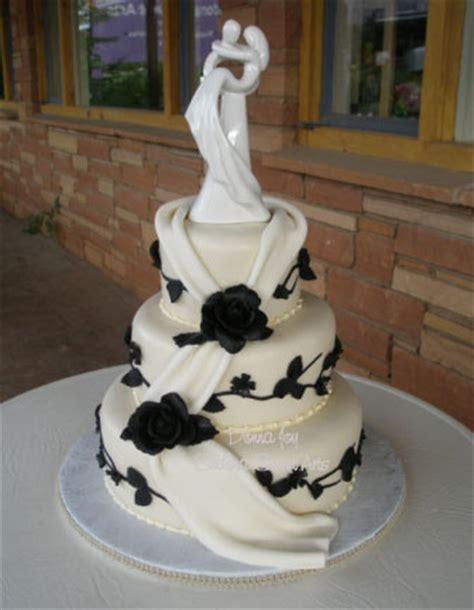 elegant fondant wedding cakes wedding cake