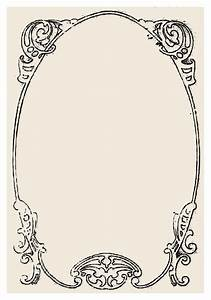 Borders on Pinterest | Art Nouveau, Borders And Frames and ...