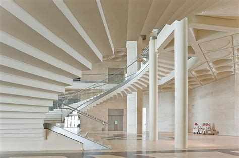Museum Of Islamic Art In Doha By I. M. Pei