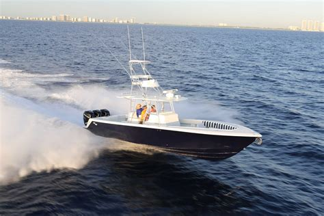 Sea Vee Boat Company by Center Consoles 390 Model Info Seavee Boats