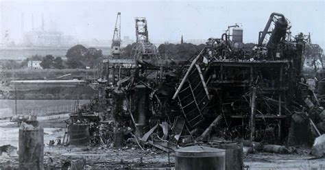 Flixborough Disaster anniversary: New pictures come to ...