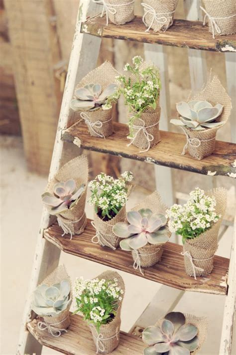 rustic wedding ideas how to decorate your vintage wedding with seemly useless ladders tulle chantilly wedding blog