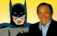 Remembering Batman Co-Creator Bob Kane On His Birthday