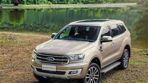 2019 All New Ford Everest  First Look !! Youtube
