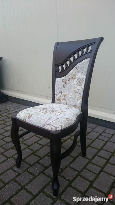 krzeslo tapicerowane  salonu restauracji producent nowe