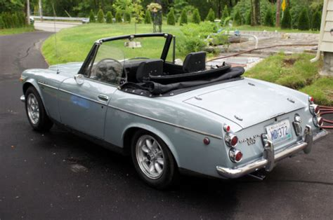 1969 Datsun Roadster For Sale by 1969 Datsun Roadster 1600 Spl311 Convertible For Sale In