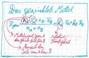 Mittelwert Berechnen Statistik : mittelwert berechnen ~ Themetempest.com Abrechnung