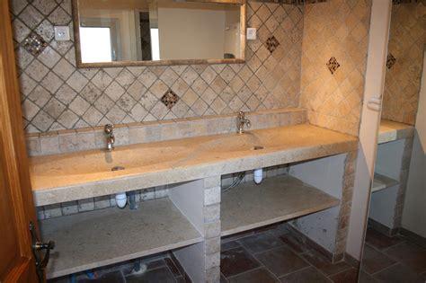 marbre pour salle de bain plan de salle de bains massif en marbre r 233 alisations taille de pour architecte bouches du