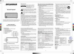 Junlan Electronic Sp262 Bluetooth Speaker User Manual