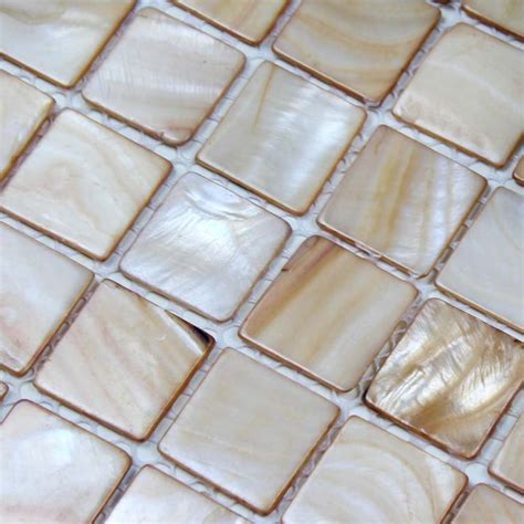 shell tiles 100% natural seashell mosaic mother of pearl