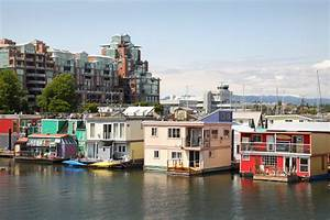39 Floating Homes in Seattle, Portland and Vancouver (Photos)