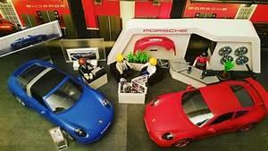 Voiture Playmobil Porsche : porsche 39 s garage playmobil playmo playmobilcastel yoancastel castel collection ~ Melissatoandfro.com Idées de Décoration