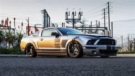 Shelby Gt500 Black Ford Mustang Cobra Gt 500 Supersnake