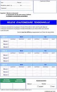 Fiche Automesure Tensionnelle : feuille de relev d automesure tensionnelle pdf ~ Medecine-chirurgie-esthetiques.com Avis de Voitures