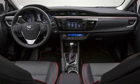 toyota corolla hatch reviews specs interior