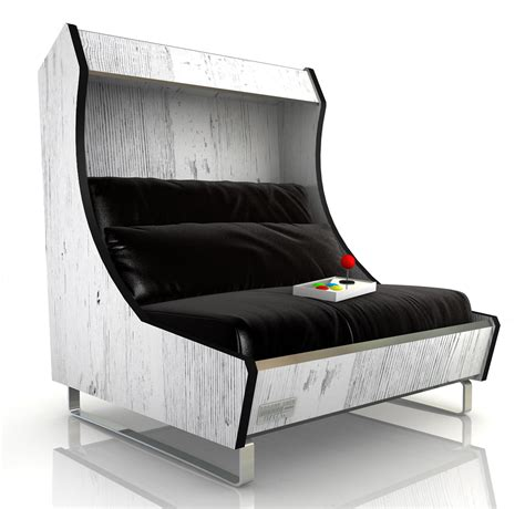 And The Settee by Arcade Sofa