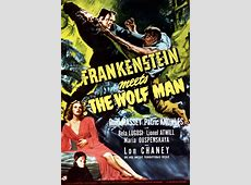 Universal 14 – Frankenstein Meets The Wolf Man The Good
