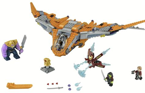 avengers infinity war lego thanos last battle aipt
