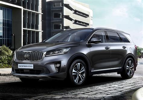 kia sorento 2020 redesign kia sorento 2020 redesign features release date price