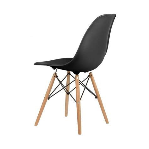 dsw chaise eames style dsw chair 14 colours available by zazous