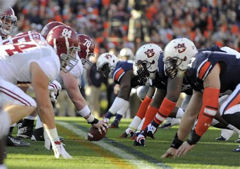 SEC Kickoff Times, TV Networks Announced For Thanksgiving ...