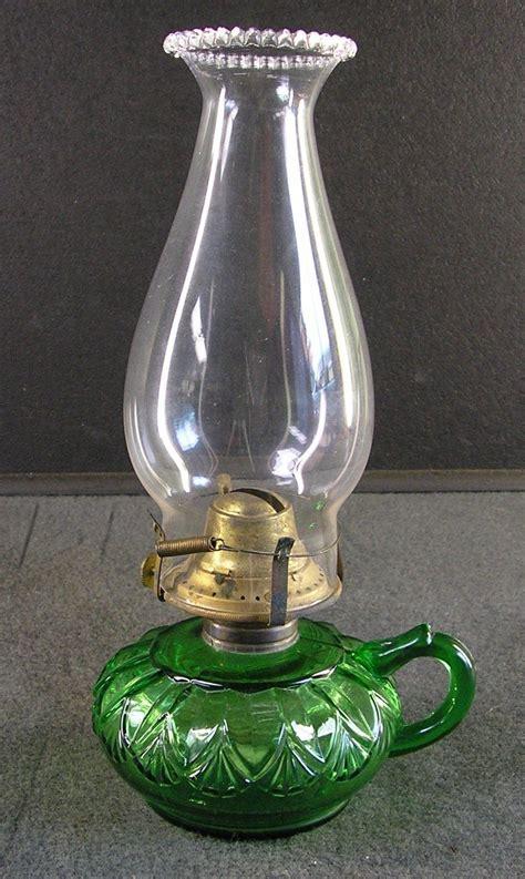 Kerosene Oil Lamp Wicks by Erin Fan Flat Hand Lamp Oil Lamp Antiques