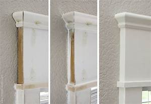 Exterior window trim, window trim molding ideas types of