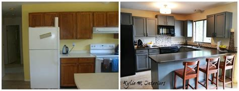 painted bathroom cabinets before and after how to paint wood furniture and wood laminate cabinets