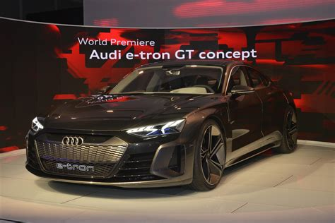 La Auto Show Sees Launch Of Many Electrified Models