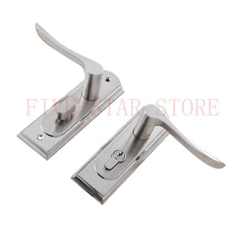silent door latch modern design general brief mechanical interior door