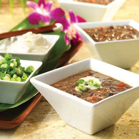 Our easter dinner ideas make menu selections simple whether you're thinking of delicious ham or savory copyright © 2021 wegmans food markets. Caribbean Black Bean Soup - Wegmans | Black bean soup ...