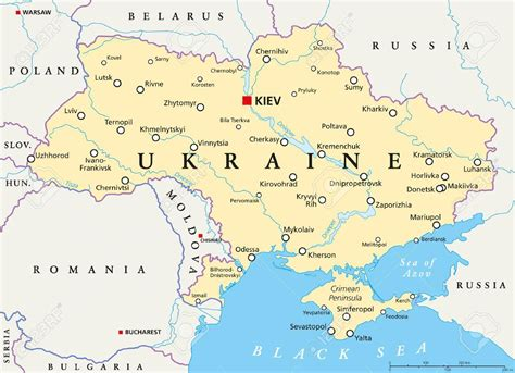 kiev ukraine map map  kiev ukraine ukraine