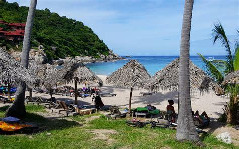 Koh Tao  Strände Und Resorts