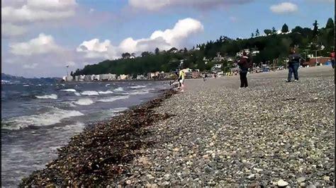 seattle washington beach alki