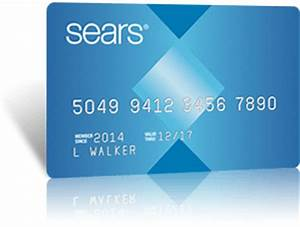 Sears card login help with online bill payment for Sears business credit card