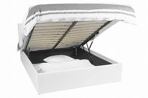 Ikea Coffre De Rangement : lit coffre malm ikea avis table de lit ~ Premium-room.com Idées de Décoration