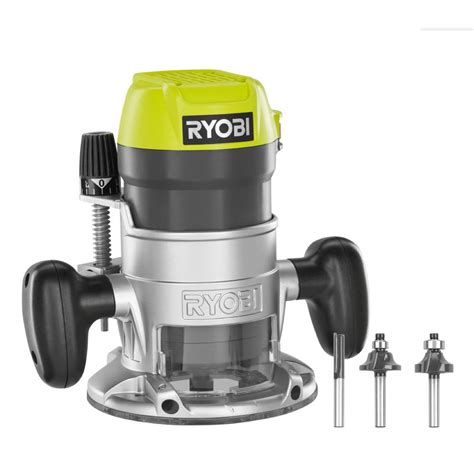 faucets kitchen ryobi 8 5 amp 1 1 2 peak hp fixed base router r1631k the