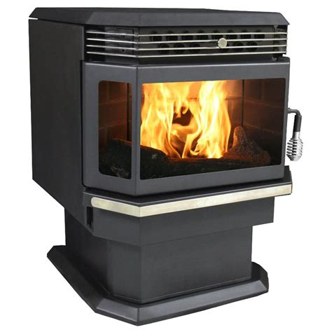 stove company bay front pellet stove  wood