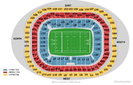 twickenham stadium seating plan 171 totally richmond