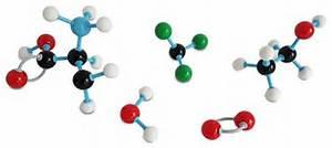 Dalton Labs Molecular Model Kit With Molecule Modeling