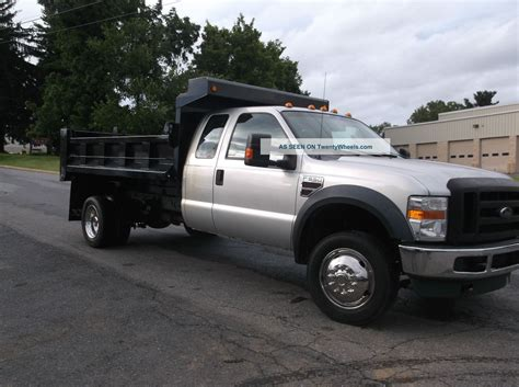 2010 Ford F 550