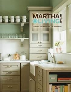 House blend martha stewart living cabinetry countertops for Martha stewart kitchen design