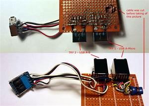 Pinout  B  Micro Adapter