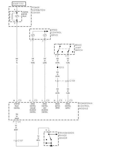 I am looking for a starter wiring diagram for a 2002 dodge