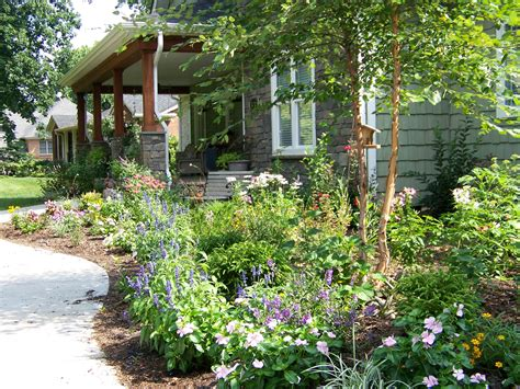 cottage landscaping considering cottage garden ideas for your large yard