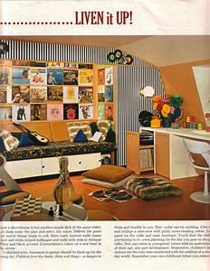 16 mod interior designs from 1968 - Retro Renovation