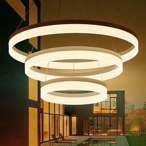 Hngeleuchte 80W Acryl Modern LED Kronleuchter
