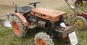 Kubota Service Manual  Kubota Model B6000 Tractor Repair